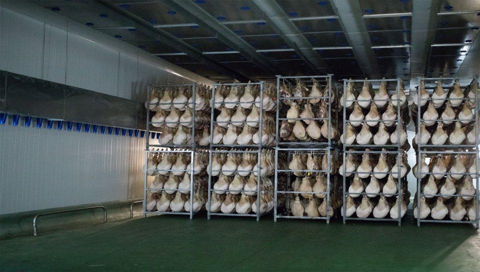 Fabricantes y productores de jamones de los pedroches