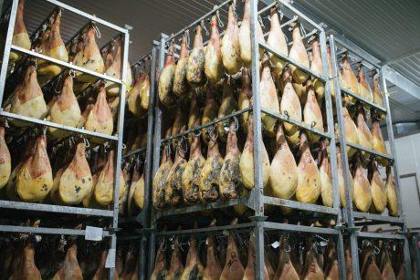 Productores de jamones y embutidos ibéricos de los pedroches