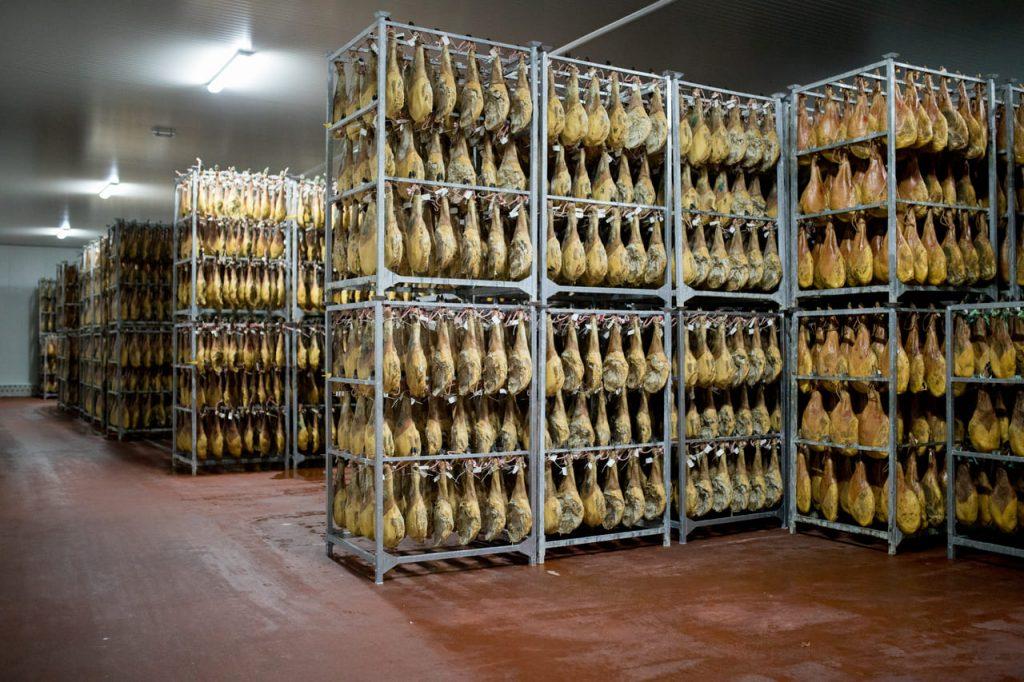 Productores de embutidos ibéricos de los pedroches